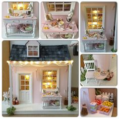 Casita Shabby chic Bakery