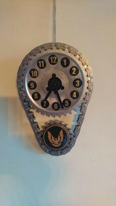 Timingchain uhr Diy Clock