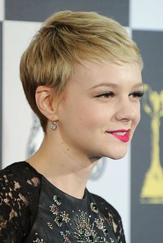 Carrie Mulligan | The 18 Greatest Celebrity Pixie Cuts Of The Past Decade