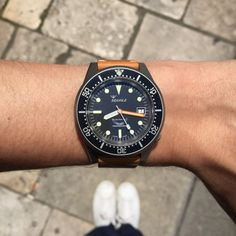 50 Atmos 1521 Blasted - Squale