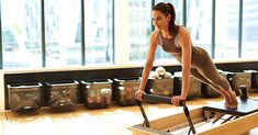 When I picked up Pilates again after a long hiatus, I found I had been neglecting some hard-to-reach muscles that deserved my attention. - Fitnessmagazine.com