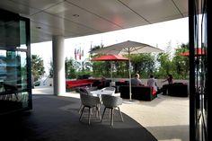 Festival de Cannes 2012 : Made In Design a aménagé le Studio Canal en collaboration avec l'architecte Edouard Chatin