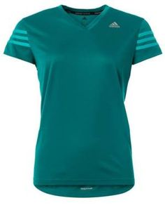 Adidas Performance Camiseta De Deporte Dark Green Adecuado Para El Deporte Aunque pensemos que una camiseta de deporte para mujer no es una de las cosas más importantes a tener en cuenta cuando practicas un deporte, no es cierto.