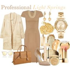 Professional: Light Spring