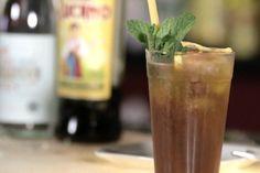 Em vídeo, Fabio La Pietra, bartender do SubAstor, explica como preparar o Lucanialand.it, uma reconstrução do clássico Long Island Ice
