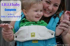 My LILLEbaby Review! I absolutely love this baby product! The LILLEbaby 6-in-1 Complete Embossed Carrier is gorgeous, comfortable, and the most functional baby carrier I've ever used! It would be a fabulous baby shower gift or even better, a gift for yourself! #LILLElove #LILLEbaby #babygear #babycarrier