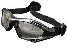JustBBGuns Airsoft Clear Glass Metal Mesh Adjustable Goggles Black >>> Learn more by visiting the image link.