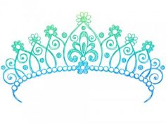 Princess crown - tiara tattoos
