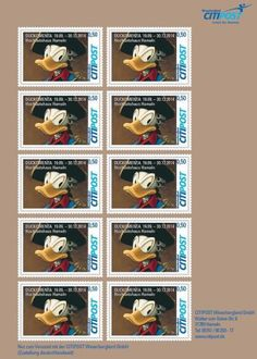 Donald-Duck-Briefmarken: http://d-b-z.de/web/2014/09/25/donald-duck-briefmarken-citipost/