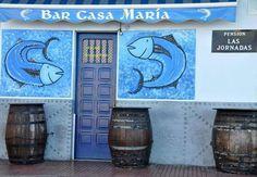 Valle Gran Rey.  Bar Casa María