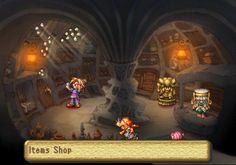 Legend of Mana Part #9 - The Flame of Hope