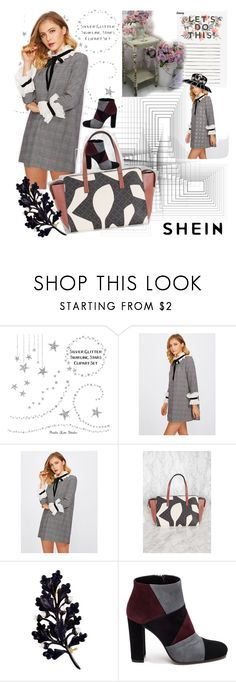 """""""Shein"""" by vaslida ❤ liked on Polyvore featuring Schumacher, By Malene Birger and Roberto Festa"""