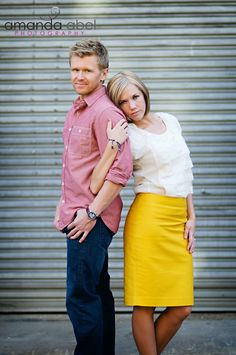 Downtown Engagements | Utah Wedding Photographer | Amanda Abel Photography | www.amandaabelphoto.com #engagementphotography