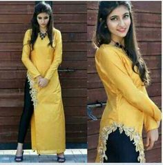 Pakistani Dresses, Indian Dresses, Indian Outfits, Western Outfits, Kurta Designs, Blouse Designs, Girl Fashion, Fashion Outfits, Indian Designer Wear