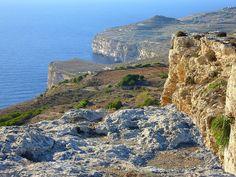 Dingli cliffs ~ Malta