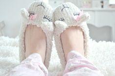 sheepy slippers