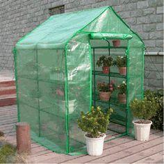 DIY Greenhouse kit $139.95. Gardening....on the bucket list