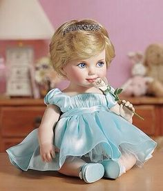 Royal Baby Doll ...  -Diana?