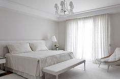 O estilo do arquiteto e decorador em 3 projetos PROMOCASAVOGUE    Fotos: divulgação