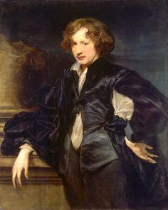 Van Dyck auto-retrato
