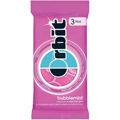 GUM!!! This is my favorite kind of gum and I am chewing it right now :)WAITRESS GIFT