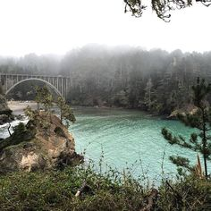 Caliparks : Russian Gulch State Park