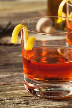 Officially declared the signature cocktail of New Orleans in 2008, the Sazerac has been a staple in the city for over a century. In the 1830s, Antoine Peychaud ran an apothecary where he served his customers toddies made with cognac and his family's secret recipe for bitters. His drinks became so popular that a bar named the Sazerac Coffee House purchased the rights to Peychaud's bitters, swapping out the cognac for rye whiskey.