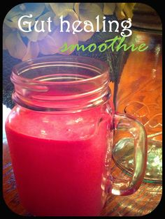 Gut Healing Smoothie
