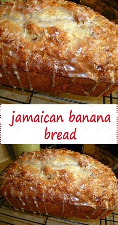 2 cups all-purpose flour teaspoon baking soda teaspoon salt 1 cup granulated sugar cup butter, softened 2 large eggs 1 cups mashed ripe banana (about 3 bananas) cup plain low-fat yogurt (or pina colada flavored! Jamaican Banana Bread Recipe, Banana Bread Recipes, One Banana Banana Bread, Sweet Bread Loaf Recipe, Slow Cooker Banana Bread, Yogurt Banana Bread, Coconut Flour Banana Bread, Banana Bread Cookies, Homemade Banana Bread