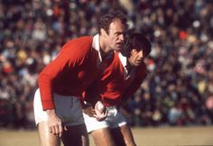British Lions Mike Gibson and Ian McGeechan Ireland Rugby, British And Irish Lions, International Rugby, Japanese Legends, Irish Rugby, Rugby League, Best Player, My Passion, Football