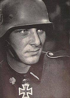 Fritz Christen ganó su Cruz de Hierro
