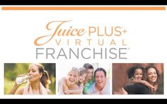 Learn about you can make a difference with the Juice Plus+ Virtual Franchise®.   Joel and Julie Herbst will share more about The Juice Plus Company® and their personal journey that began in 1999.  Joel was a high school principal when Julie found Juice Plus+® for their health.  They saw tremendous value in Juice Plus+® and began sharing with others.  Today they are enjoying life with their 2 children while experiencing the benefits of a dream business.  The Juice Plus Virtual Franchise® is…