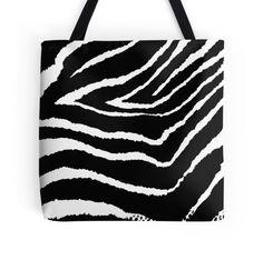Zebra Black and White:Saundramylesart
