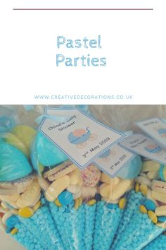 Pastel Parties - balloon decorations - Creative Decorations Pastel Balloons, Giant Balloons, Confetti Balloons, Balloon Centerpieces, Balloon Decorations Party, Pastel Cakes, Personalized Balloons, Pastel Party, Pastel Decor