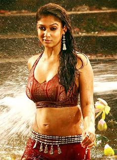 Nayanthara: One of the most sought after actresses in Tamil cinema, Nayanthara is extremely beautiful and a figure to die for.