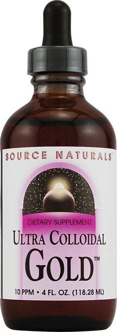 Source Naturals Ultra Colloidal Gold™