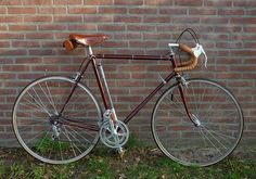 Vintage 1970 racing bike | The bike is finished! | Flickr