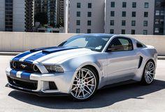 2013 Ford Mustang NFS Hero Car