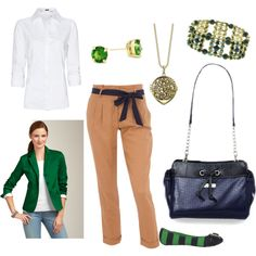 """""""Blue and Green with Miche's petite bag in Jean""""  www.michebag.co.za Stephanie Lynn, Hirst, Blue Green, Shells, My Style, Polyvore, Bags, Outfits, Fashion"""