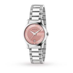 511065f4e9 Gucci G-Timeless 27mm Ladies Watch | Ladies Watches | Watches | Goldsmiths  Women's Watches