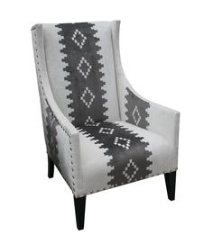 Pluto Chair in Mohave Grey