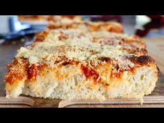 Pizza, Lasagna, Eat, Ethnic Recipes, Youtube, Food, Gourmet, Lasagne, Youtubers