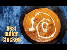 RESTAURANT STYLE 😋BUTTER CHICKEN by coconut chutney channel - YouTube Best Butter, Coconut Chutney, South Indian Food, Butter Chicken, Indian Food Recipes, Channel, Restaurant, Make It Yourself, Youtube