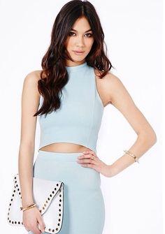 Blue dress from IG yo