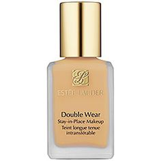 Estee Lauder Double Wear Stay-in-Place Makeup...Reviewed as being great for acne prone skin and for covering up dark spots while remaining matte.Cant wait to try!