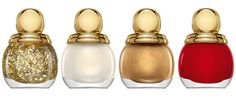 Dior Golden Shock Collection for Holiday 2014 From the inception of the House of Dior, gold has been a signature color of the brand. From Mr. Dior's first