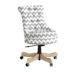 Elle Tufted Desk Chair