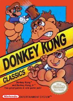 Donkey Kong Classic: NES