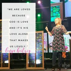 "126 Likes, 2 Comments - she Ministries (@sheabq) on Instagram: ""Ladies, Lenya has a beautiful message for you about the example of love that Jesus gave us. If you…"""