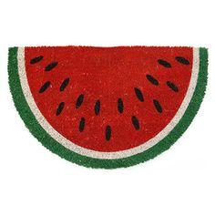 Found it at Wayfair - Entryways Sweet Home Watermelon Doormathttp://www.wayfair.com/Entryways-Sweet-Home-Watermelon-Doormat-P969-ETWS1004.html?refid=SBP